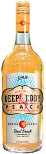 Deep Eddy Vodka Peach 750ml
